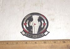 US Navy - VAW - 124 Embroidered Patch
