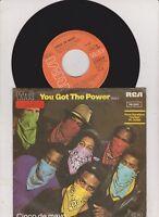 "7""Single* War - You Got The Power  -  TOP FUNK/SOUL"