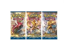3 x Pokemon TCG XY BREAKpoint Booster Packs Sealed AUS Stock