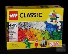 LEGO Classic - Creative Supplement Box - 10693 - New Sealed - (Idea Book)