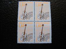 FRANCE - timbre yvert et tellier preoblitere n° 213a x4 n** (dent 12) (A24)