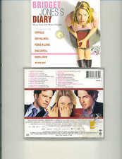 VARIOUS ARTISTS - BRIDGET JONES'S DIARY MUSIC FROM - 2001 UK CD ALBUM