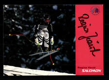 Regina Hausl Autogrammkarte Original Signiert Ski Alpine +A 180988