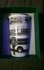 The First Starbucks At Seattle Pike Place 2016 Version Ceramic Coffee Tumbler