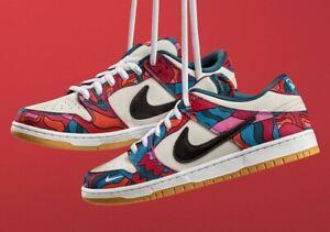 Nike SB Parra Dunk Low Size UK 10 / US 11 - Flatspot raffle confirmed
