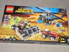 Lego 76054 DC Comics Super Heroes Batman Scarecrow Harvest of Fear 563 pcs
