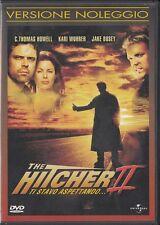 The Hitcher II. Ti stavo aspettando... (2003) DVD - EX NOLEGGIO