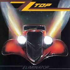 ZZ TOP - ELIMINATOR - CD SIGILLATO
