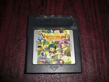 Dragon Warrior Monsters 2 Tara's Adventure Game Boy Color Authentic TESTED SAVE?
