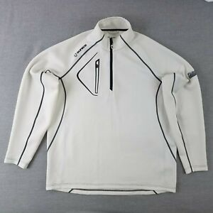 MEN'S ALLENDALE SUPERLITEFX STRETCH THERMAL HALF-ZIP PULLOVER XXL