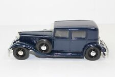 mx843, Alter Solido Renault Reinastella RM2 1934 TOP 1:43 No. 97 made in France