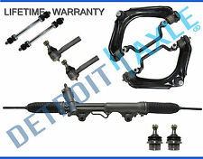 9pc Comp. Power Steering Rack and Pinion Suspension Kit for Explorer 4.0L - 4 Dr