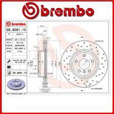 09.9581.1X#5 DISCO FRENO ANTERIORE SPORTIVO BREMBO XTRA BMW X3 (E83) 2.5 si 160