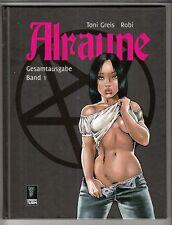 Alraune Gesamtausgabe Nr. 1 Hardcover Comic von Toni Greis / Robi in Topzustand