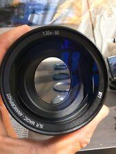 SLR Magic Anamorphot 1.33x 50 anamorphic lens adaptateur + dioptries Set