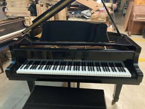 Young Chang Model 6ft 1in Grand Piano w/ Bench