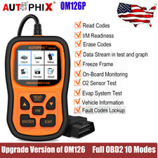 Universal OBDII Code Reader EOBD Scanner Car Check Engine Fault Diagnostic Tool