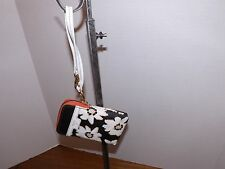 Fossil Ivy Natural Floral Carryall Phone Case NWT