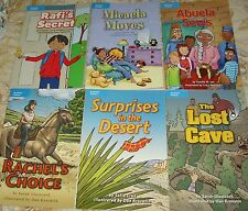 New Books:30(Real.Hist.Sci.Fiction/Plays)-6th gr. read. level MacmillanMcGraw-H