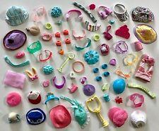 """✨Littlest Pet Shop✨""""Deluxe"""" Accessories Lot - Collars,Shoes,Hats Etc. ✨70 PCS!!✨"""