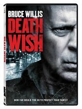Death Wish DVD Only Disc Please Read