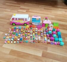 Large Lot Of Assorted Shopkins & Accessories