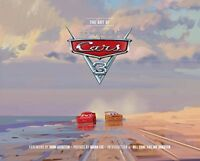 The Art of Cars 3 (2017, Hardcover)
