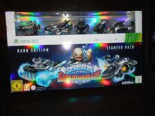 Skylanders Superchargers Dark Edition [ IMPORT ANGLAIS] - XBOX 360 - NEUF