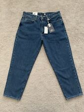 LEVIS MADE AND CRAFTED LMC DRAFT TAPER YUCCA 34 NWT