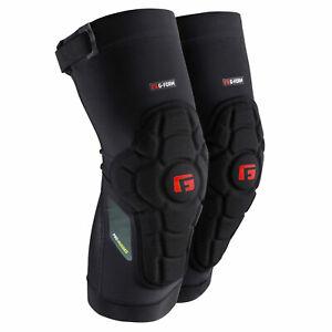 G-FORM PRO-RUGGED MTB KNEE PADS BLACK Cycling MTB Men's Impact Protection