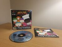 SOUTH PARK: CHEFS LUV SHACK ~ PAL PlayStation 1 - COMPLETE WITH MANUAL- FREE P&P