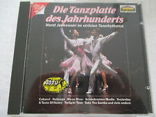 Die Tanzplatte des Jahrhunderts - Horst Jankowski - Karussell CD West Germany
