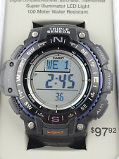 Casio Triple Sensor Watch SGW1000-1ATN Compass Altimeter Barometer Thermometer