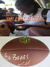 KEVIN WHITE,CHICAGO BEARS,WEST VIRGINIA,SIGNED,AUTOGRAPHED,DUKE FOOTBALL,PROOF
