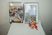 FIGURINE MAQUETTE GUNDAM HEAVY ARMS G-ZERO BANDAI MOBILE SUIT FIGURE MODEL 1995