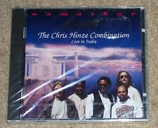 Chris Hinze Combination Namaskar Live In India (CD) NEW