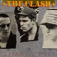 CLASH- SHOULD I STAY OR SHOULD/ COOL CONFUSIONAL- 45 GIRI  ROCK 1982