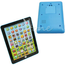 1PC Mini Tablet IPad For Children Kid Learning English Educational Teach Toy
