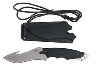 Fox Boot cuchillo marlin navaja aufreißklinge vagina Knife cuello cuchillo