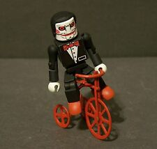 Custom minimate of   BILLY the PUPPET  from SAW movie series