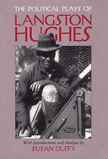 The Political Plays of Langston Hughes-ExLibrary