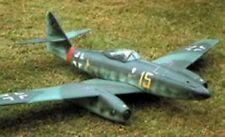 MESSERSCHMITT Me 262. Jagdflugzeug. Modellbauplan für ein PSS Modell