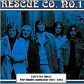 Rescue Co. No. 1 - Life's Too Short (The Singles Anthology 1971-1975, 2011)