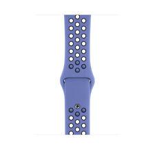 New Unused Apple Watch 42mm 44mm Royal Pulse Black Nike Sport Band CZ8345-478