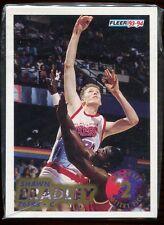 1993-94 Fleer Lottery Exchange Complete Set of 10 Houston Webber Hardaway Rookie