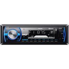 Pyle PLMRB29B Bluetooth MP3/USB/Aux/SD Card Stereo Radio Receiver w/ Remote