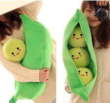 "SNSD GIRLS' GENERATION favorite toy 3 Peas in a Pod plush Pillow Medium Size 24"""