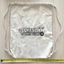 GW Games Day 2010 souvenir event tote bag backpack Warhammer 40,000 AoS WH 40k