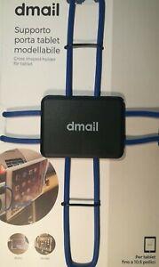 """DMAIL Supporto Modellabile Porta Tablet (Fino 10,5"""") Auto Aereo iPad Universale"""