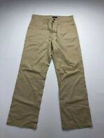 TED BAKER Chino Trousers - W32 L32 - Beige - Great Condition - Men's